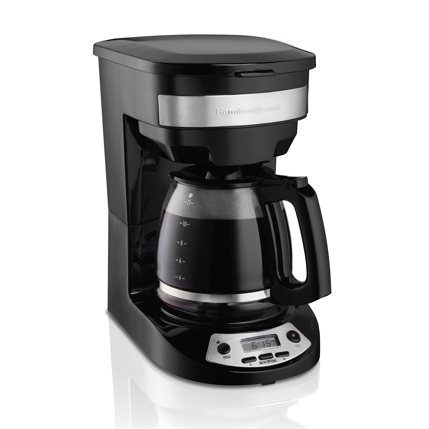 12 Cup Programmable Coffee Maker (46320)