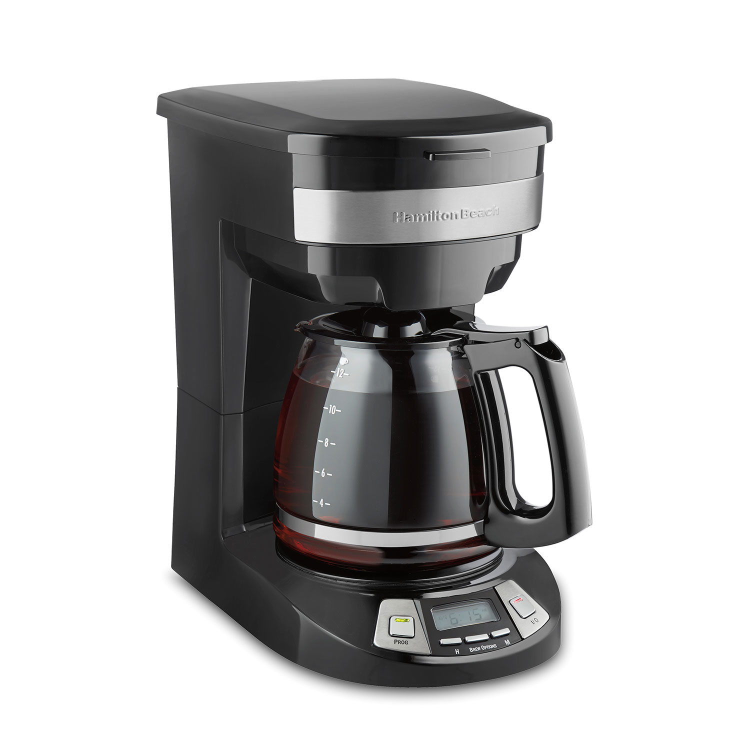 12 Cup Programmable Coffee Maker (46292)