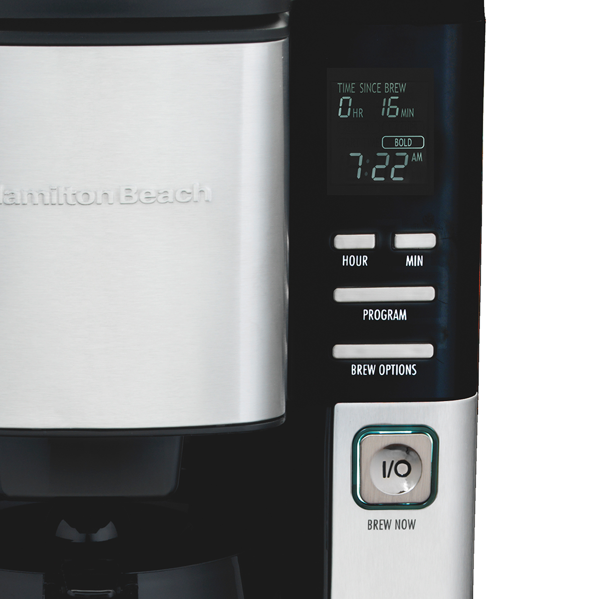 Programmable Easy Access Plus Coffee Maker (46380)