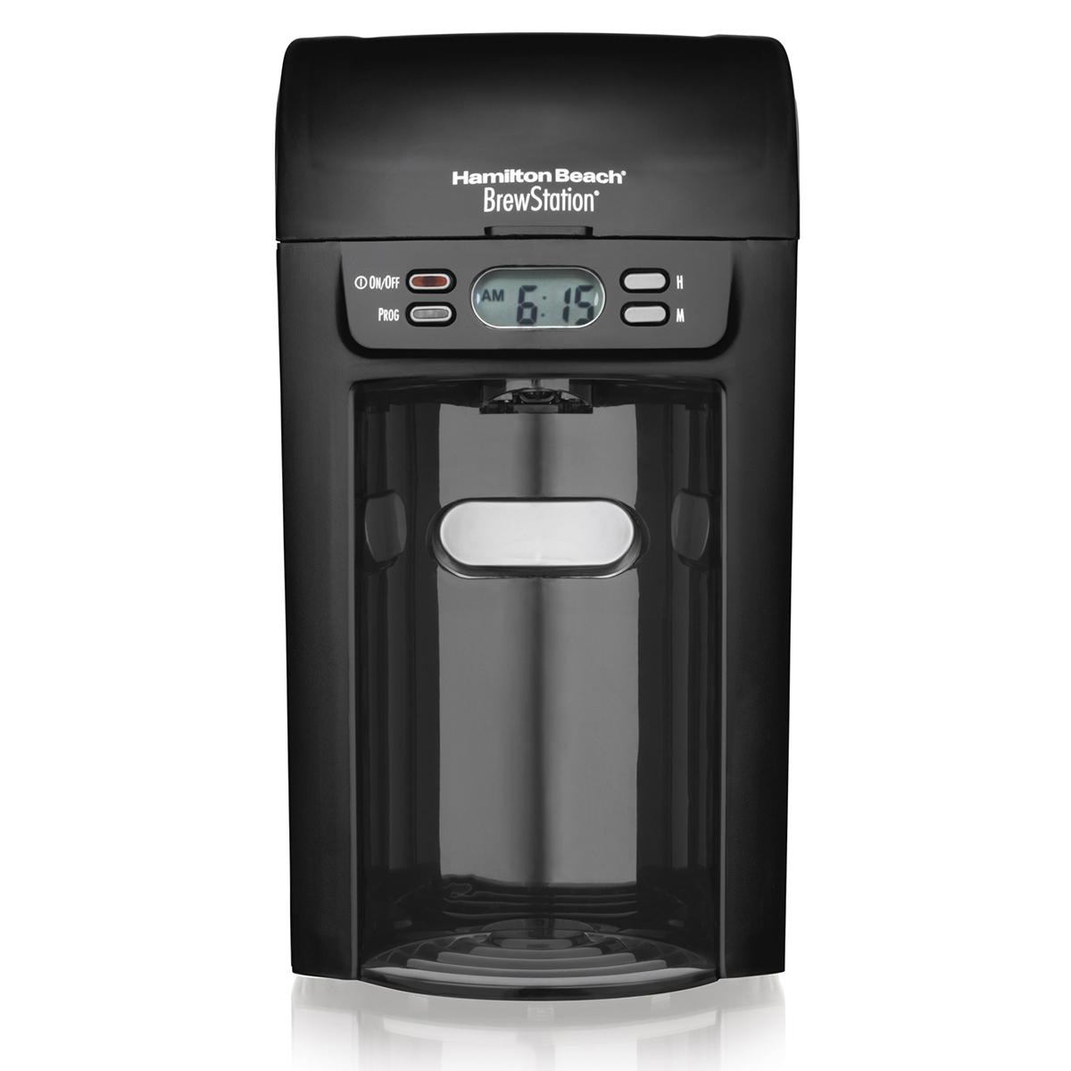 BrewStation® 6-Cup Coffee Maker, Black (48274)
