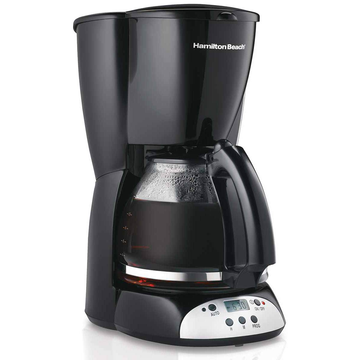 Commercial Coffee Maker With Auto Shut Off. Best Coffee Maker With A Thermal Carafe. Black U0026 ...