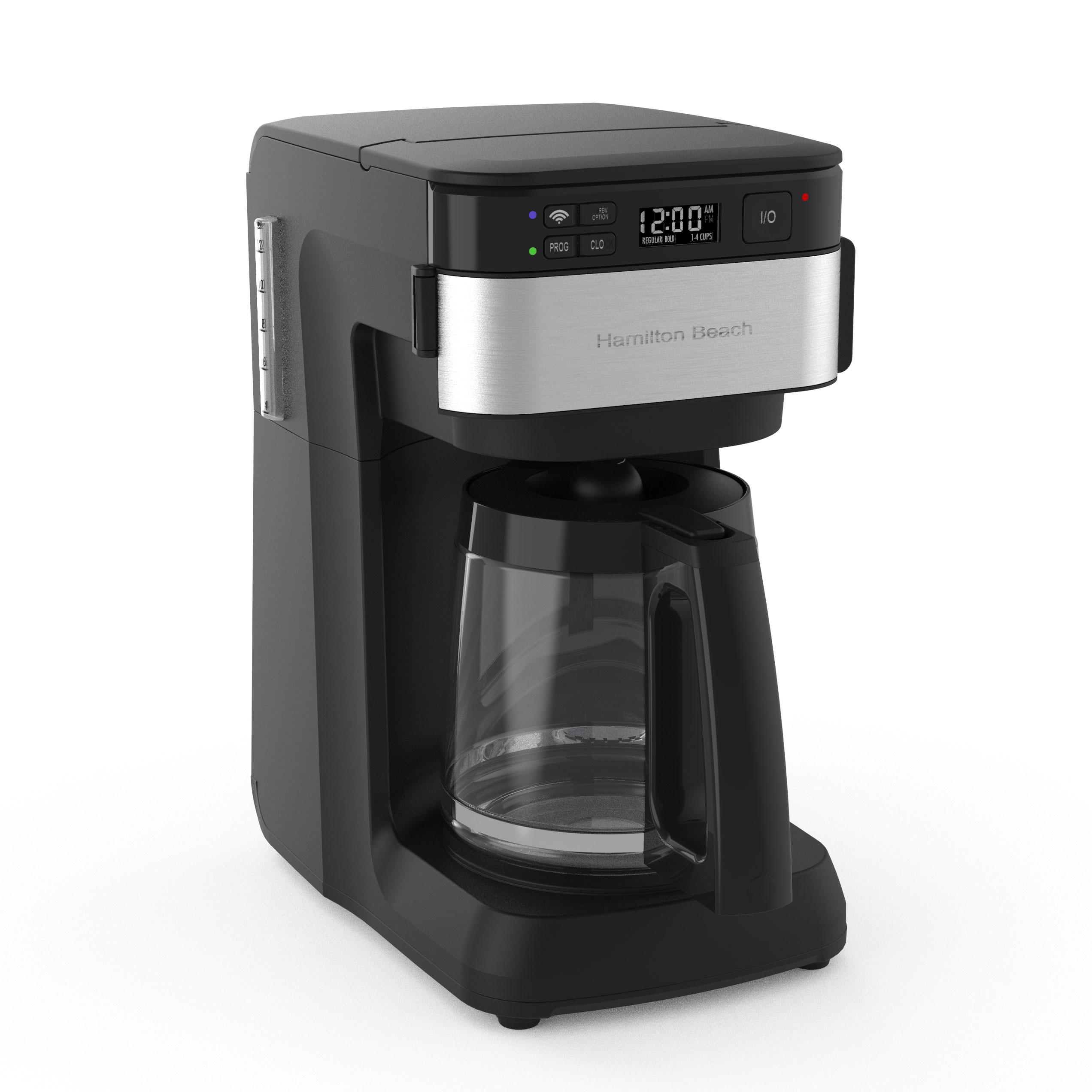 Smart 12 Cup Drip Coffee Maker (49350)