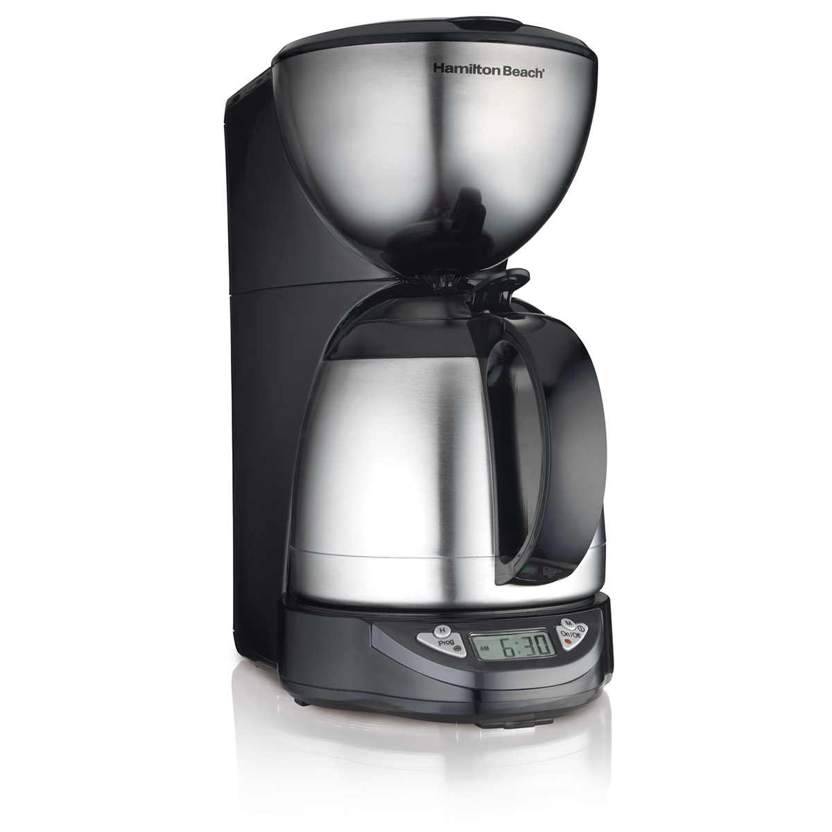 Programmable Thermal 10 Cup Coffee Maker (49855)