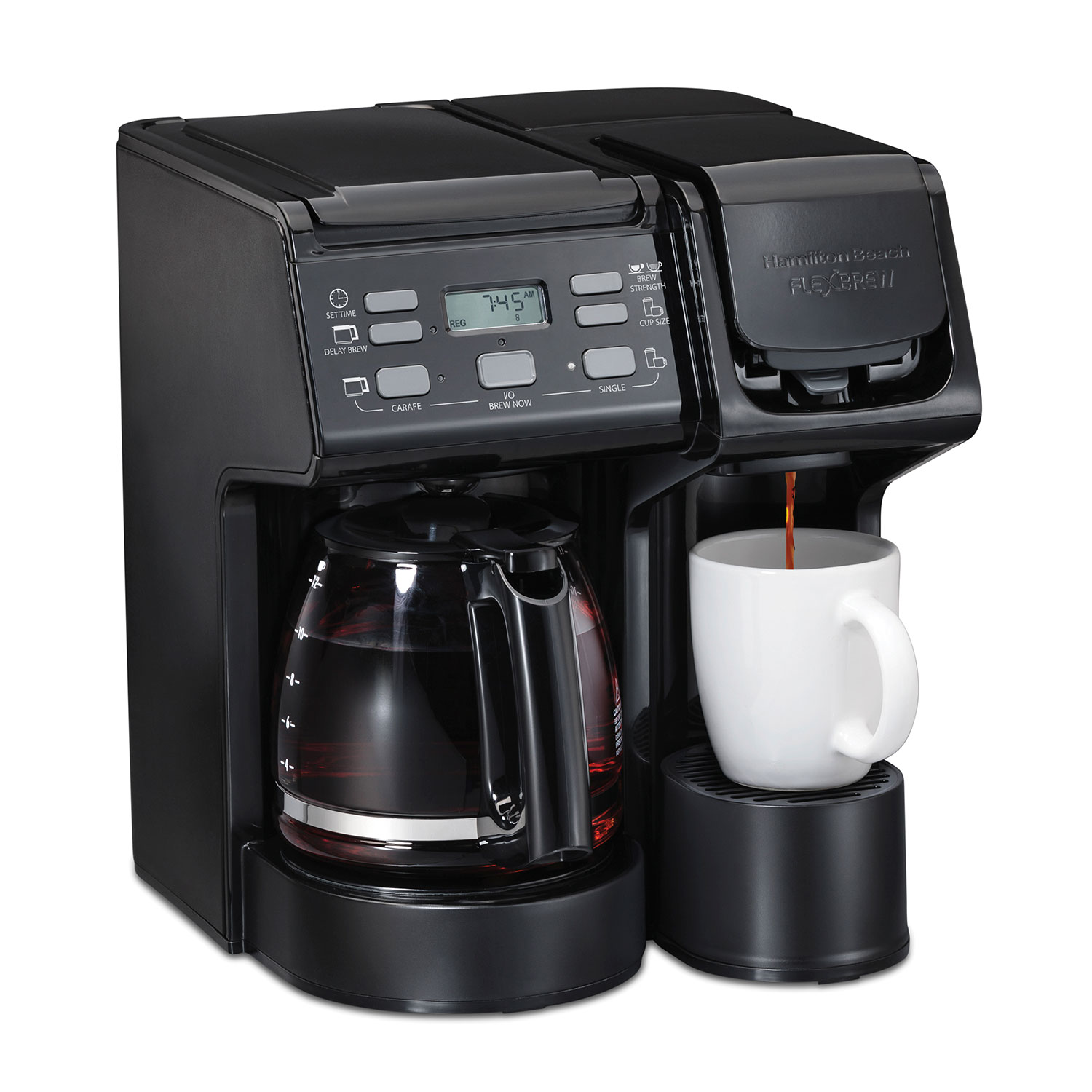 FlexBrew® Trio Coffee Maker with 40 oz. Reservoir (49904)