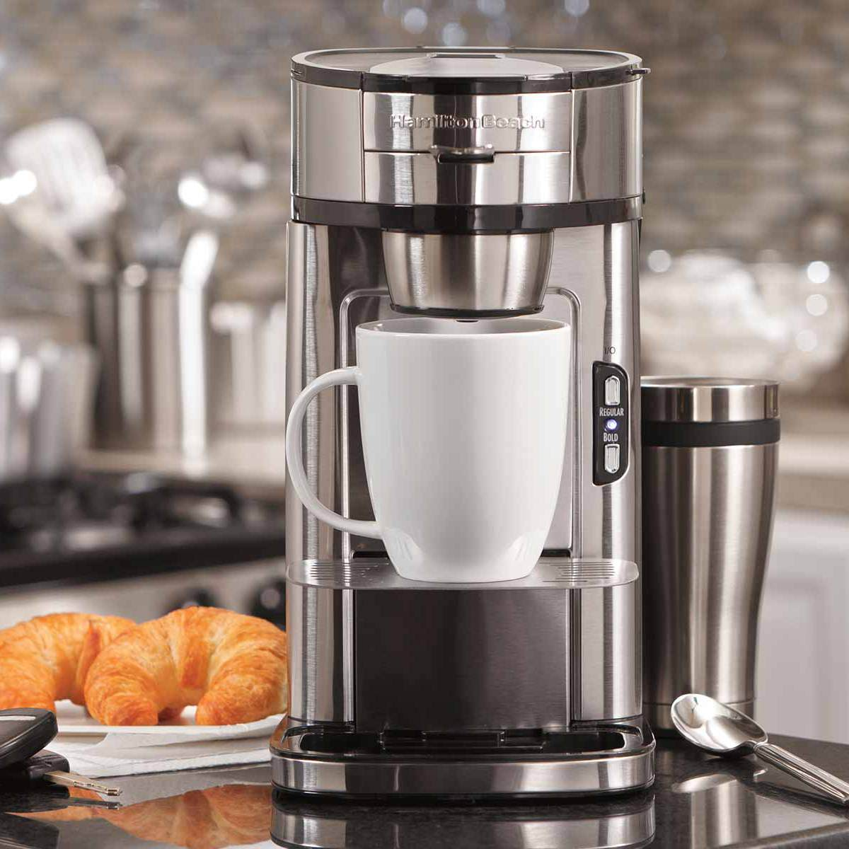 The Scoop® Single-Serve Coffee Maker (49981)