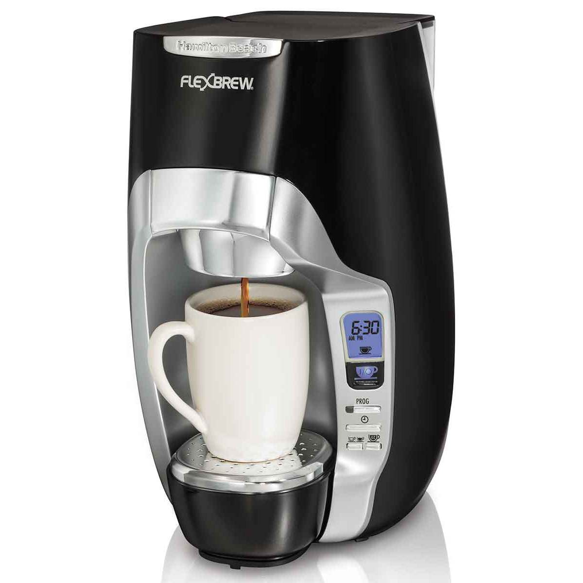 FlexBrew® Programmable Single-Serve Coffee Maker (49996)