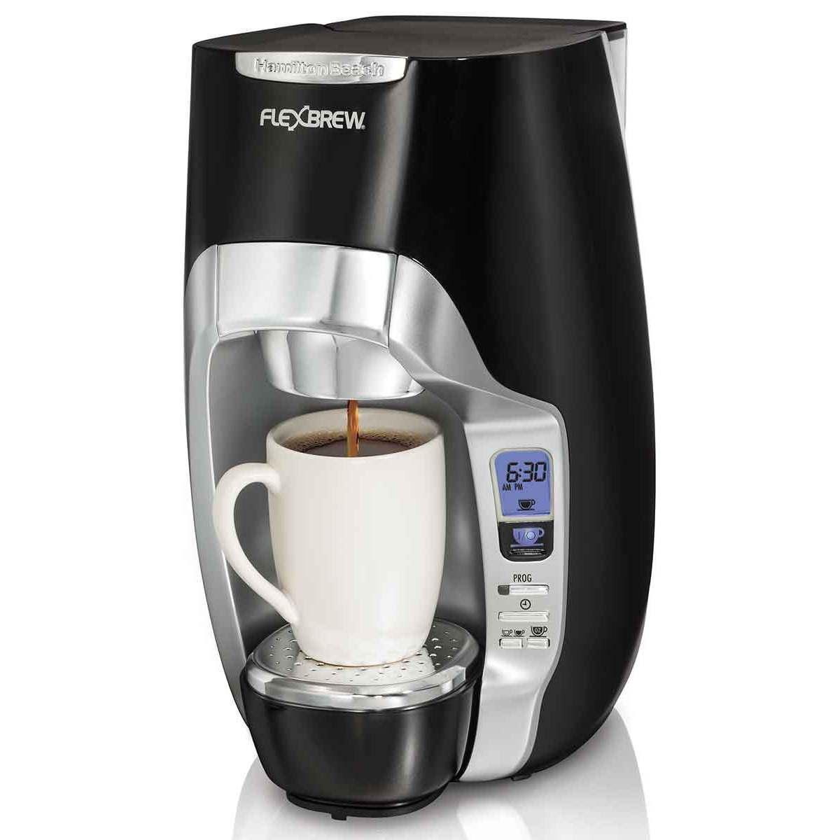 FlexBrew® Programmable Single-Serve Coffee Maker (49996)