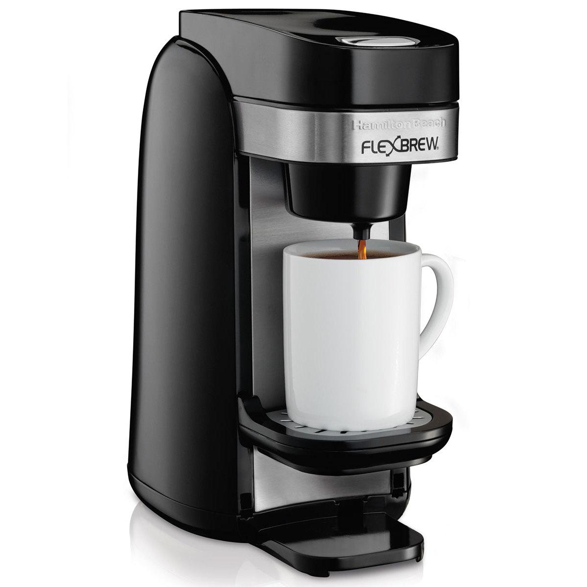 Flexbrew® Single-Serve Coffee Maker, Black (49997R)