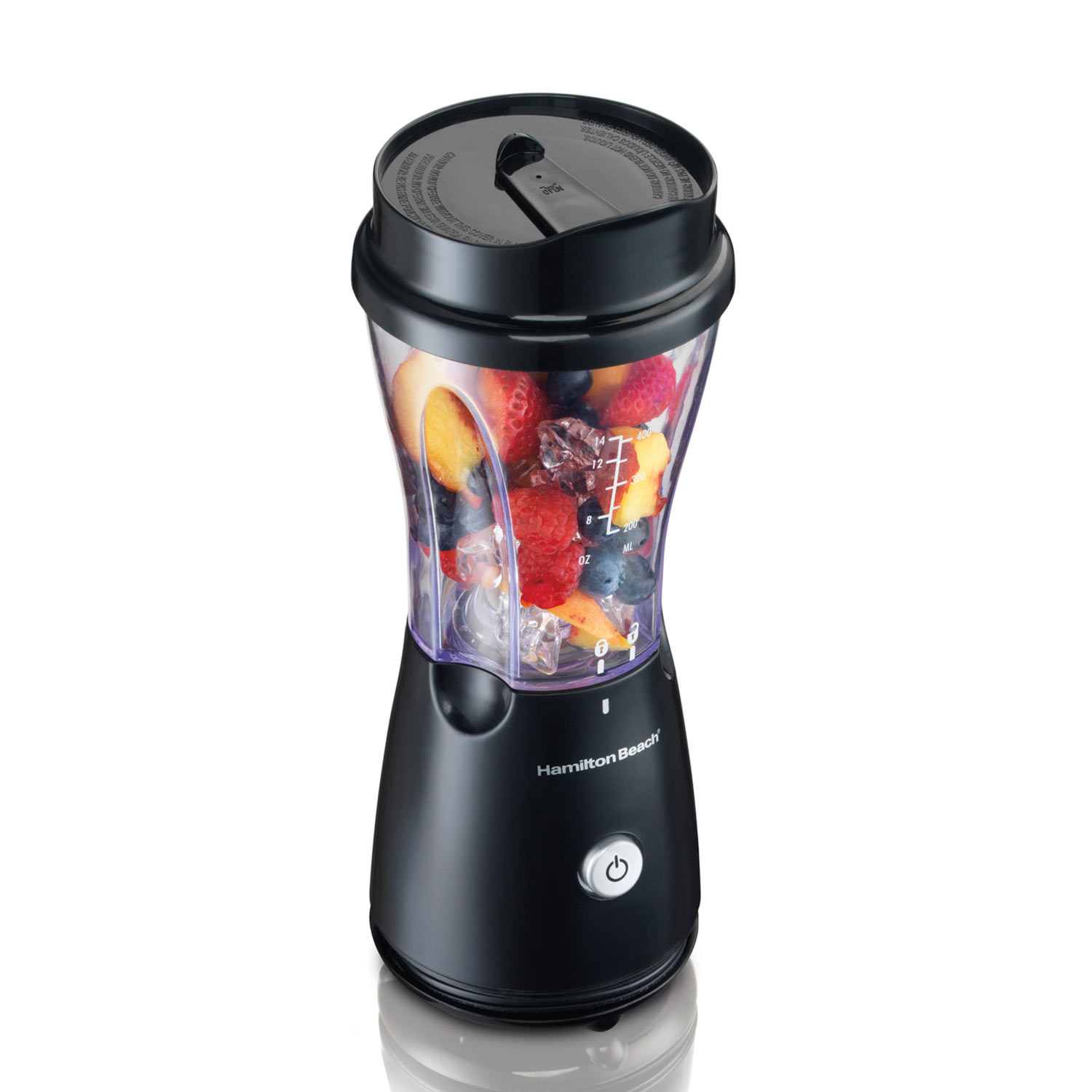 Single-Serve Blender with Travel Lid (51103)