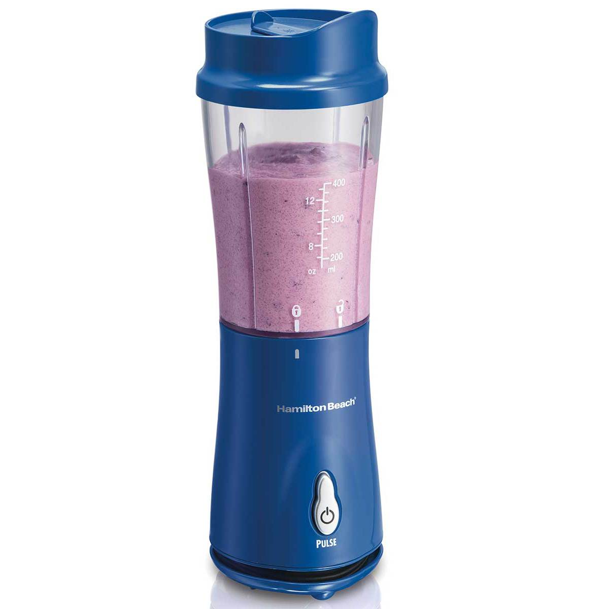 Single-Serve Blender with Travel Lid (51132)