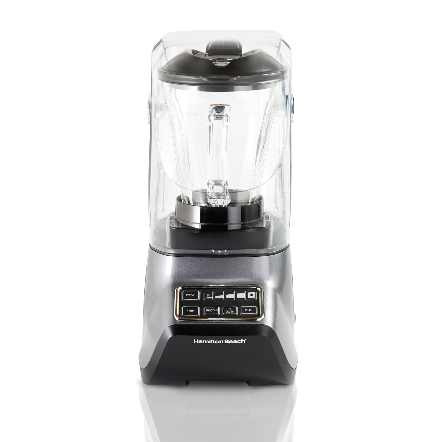 53602 Sound Shield 950 is similar to commercial quiet blenders with a two-piece sound shield reduces noise while blending.