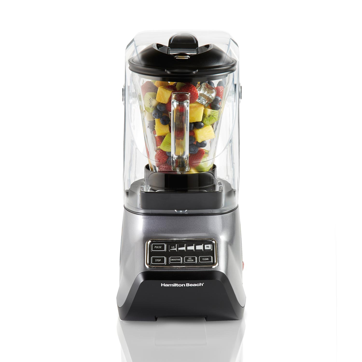 The 53602 Sound Shield 950 is 55% quieter than a traditional blender