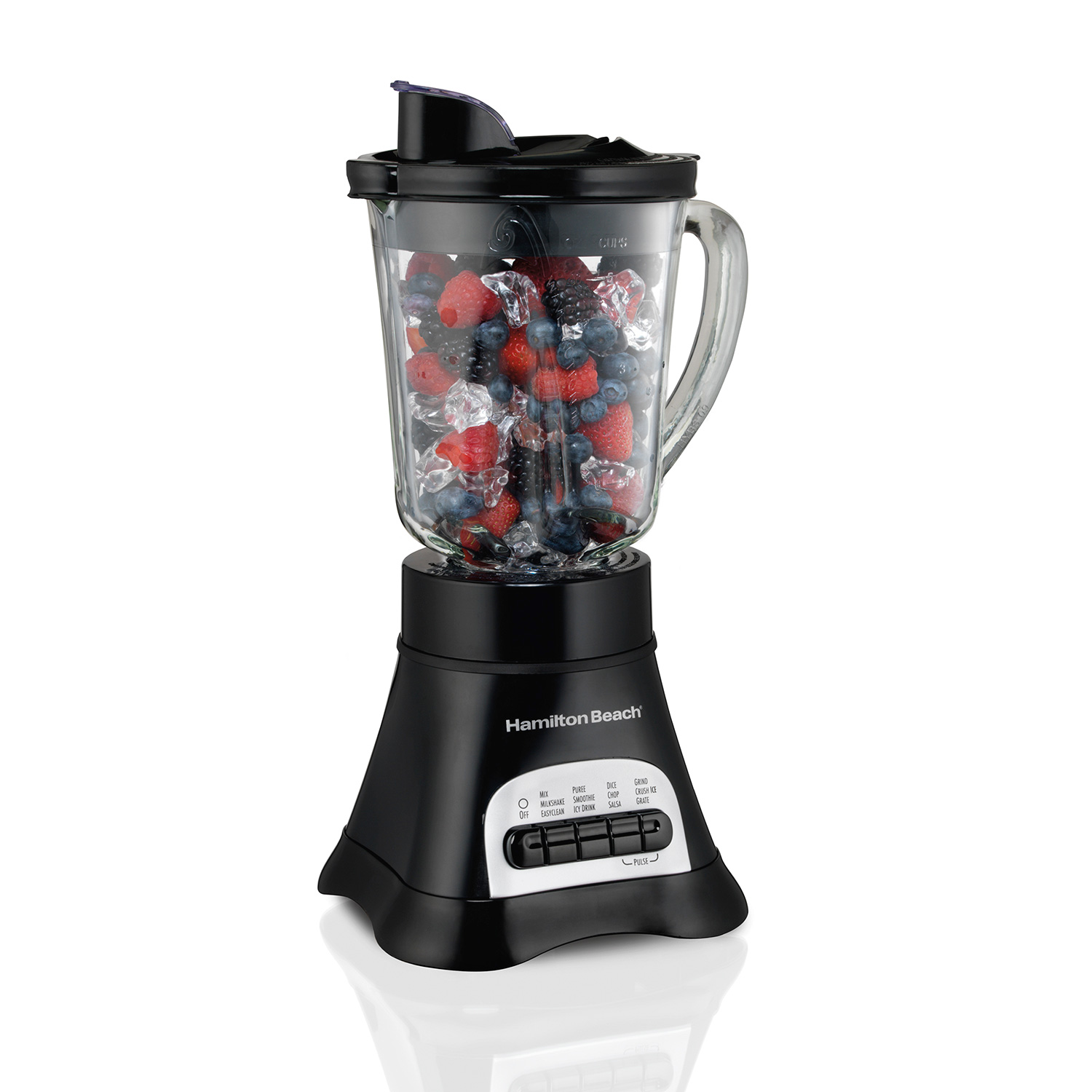 Wave Crusher® Multi-Function Blender with 40oz Glass Jar (58165)