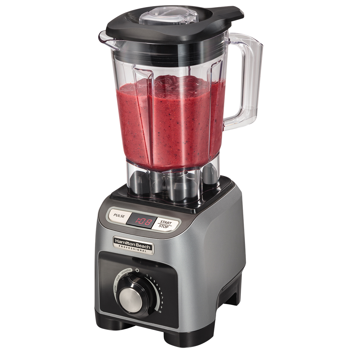 Hamilton Beach® Professional 1800 Watt Peak Power Blender with Programs (58850)