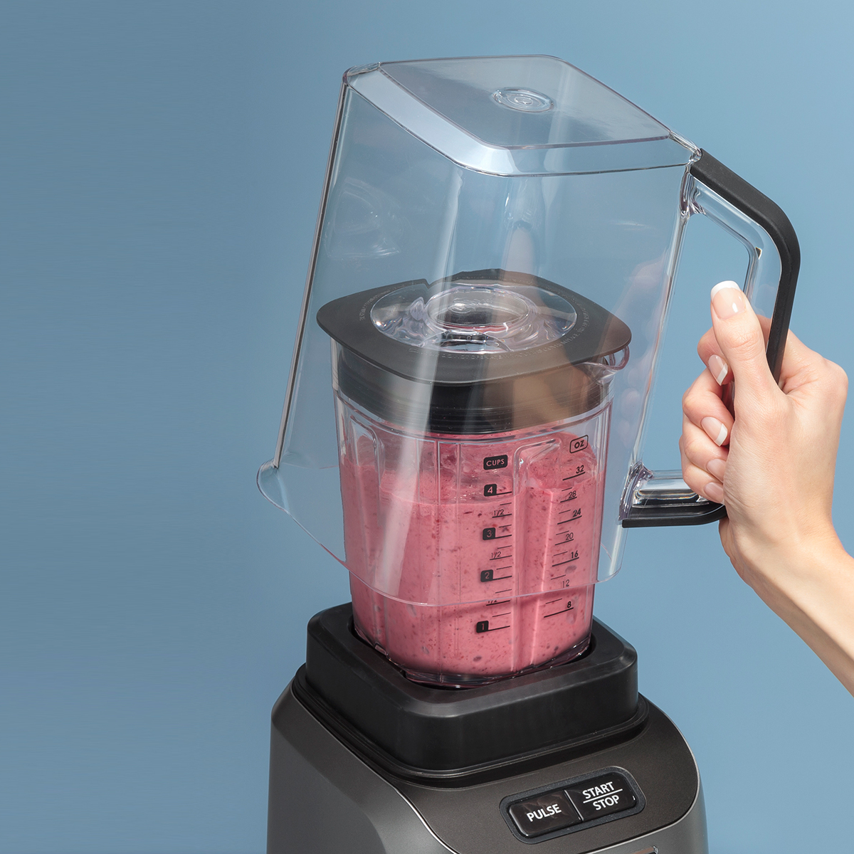 Hamilton Beach® Professional 1500 Watt Peak Power Quiet Blender (58870)