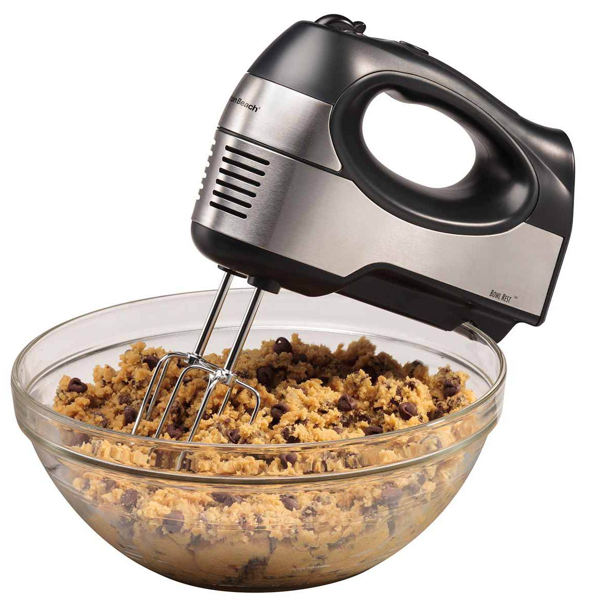 6 Speed Hand Mixer with Quick Burst™ (62647)