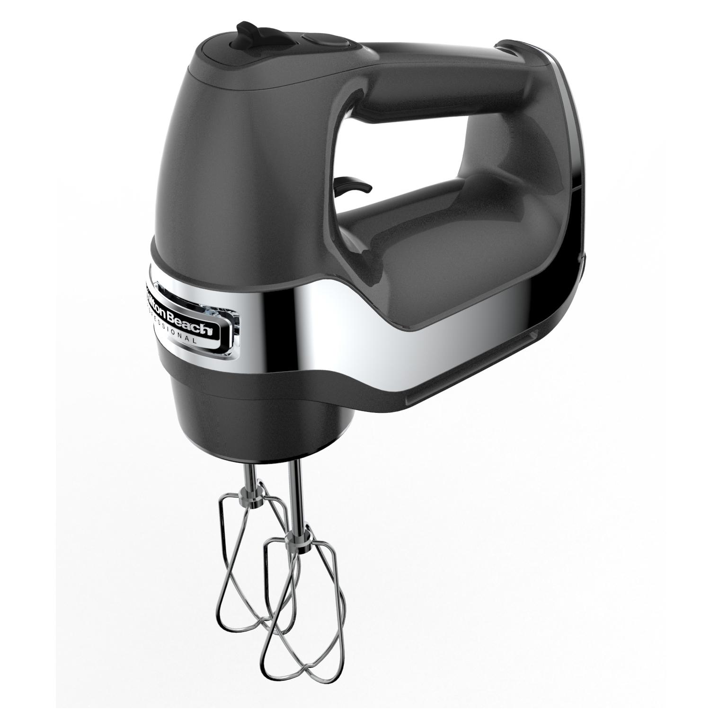 Hamilton Beach® Professional 5 Speed Hand Mixer (Black) (62651)