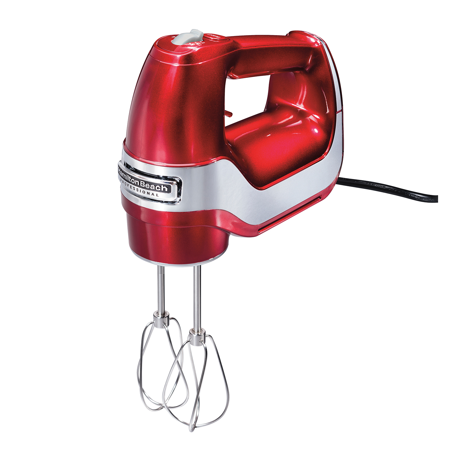 Hamilton Beach® Professional Hand Mixer 5 Speed, Red (62653)