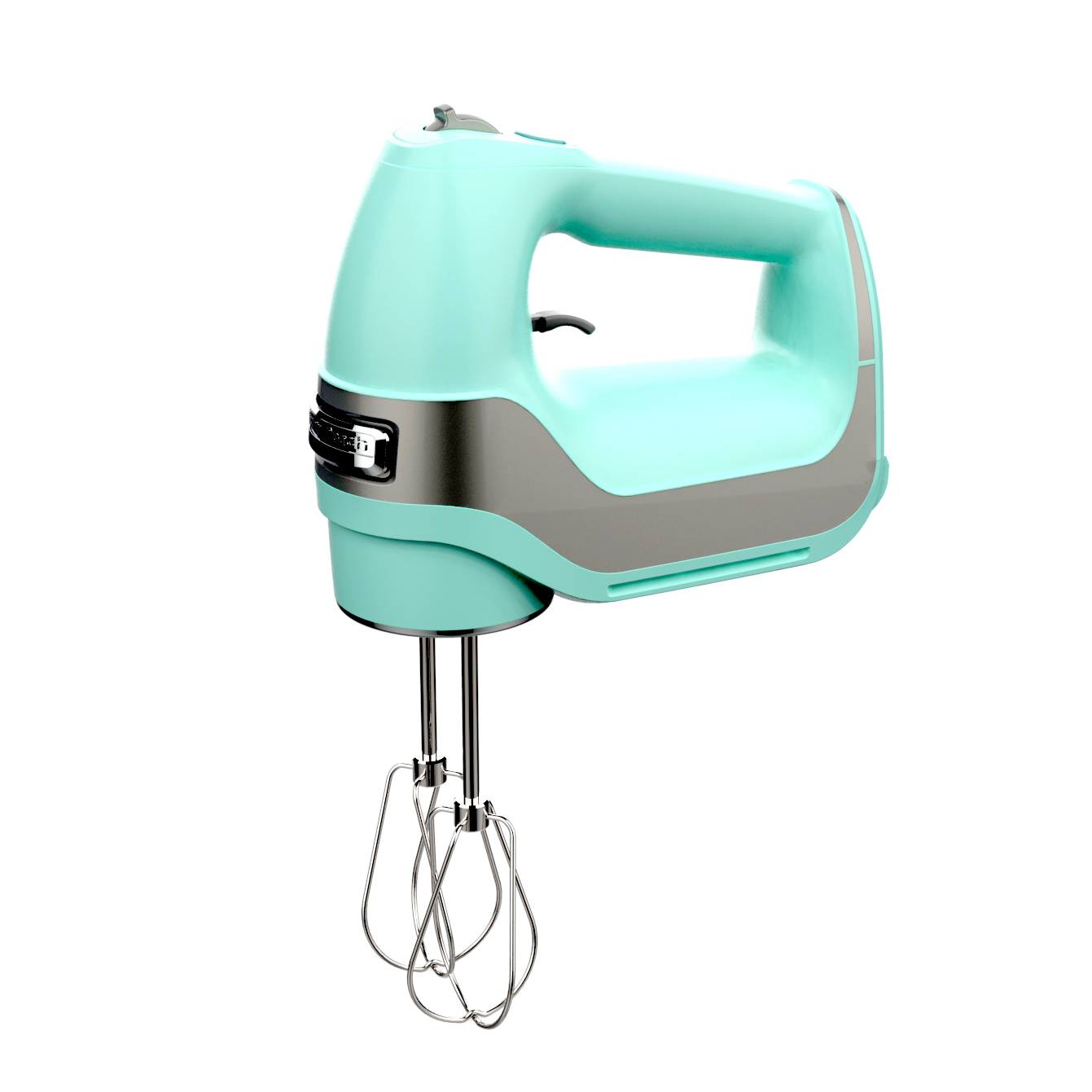 Hamilton Beach® Professional Hand Mixer 5 Speed, Mint (62658)