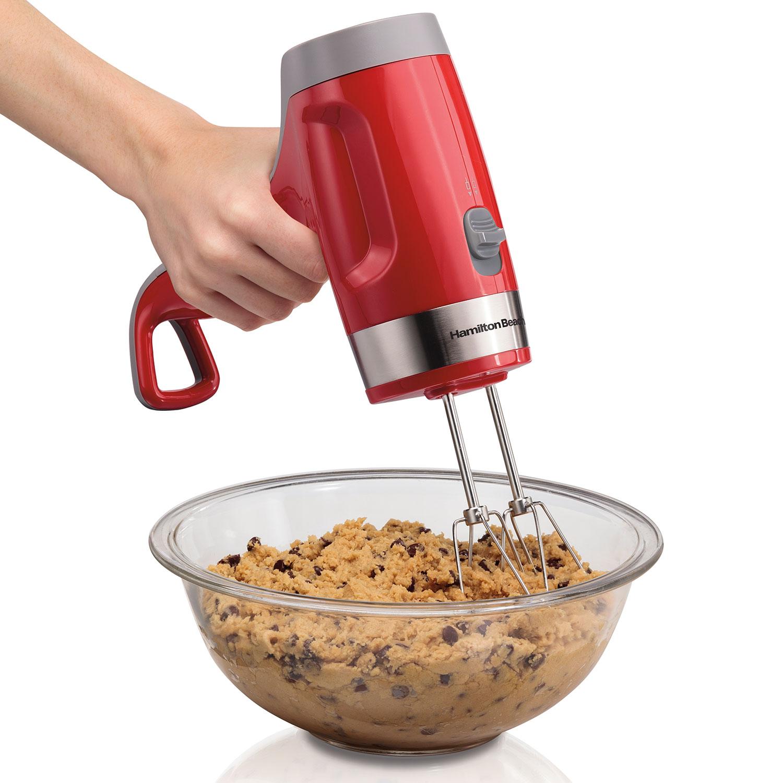 ErgoMix™ Hand Mixer (Red) (62668)