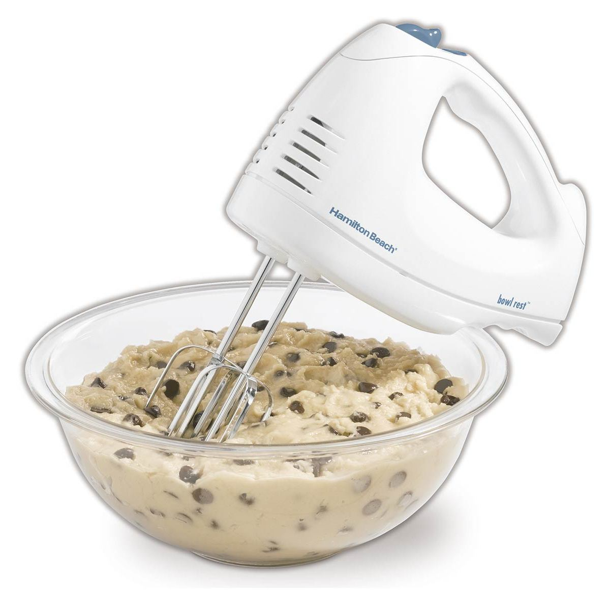 Hand Mixer with Snap-On Case (62682R)