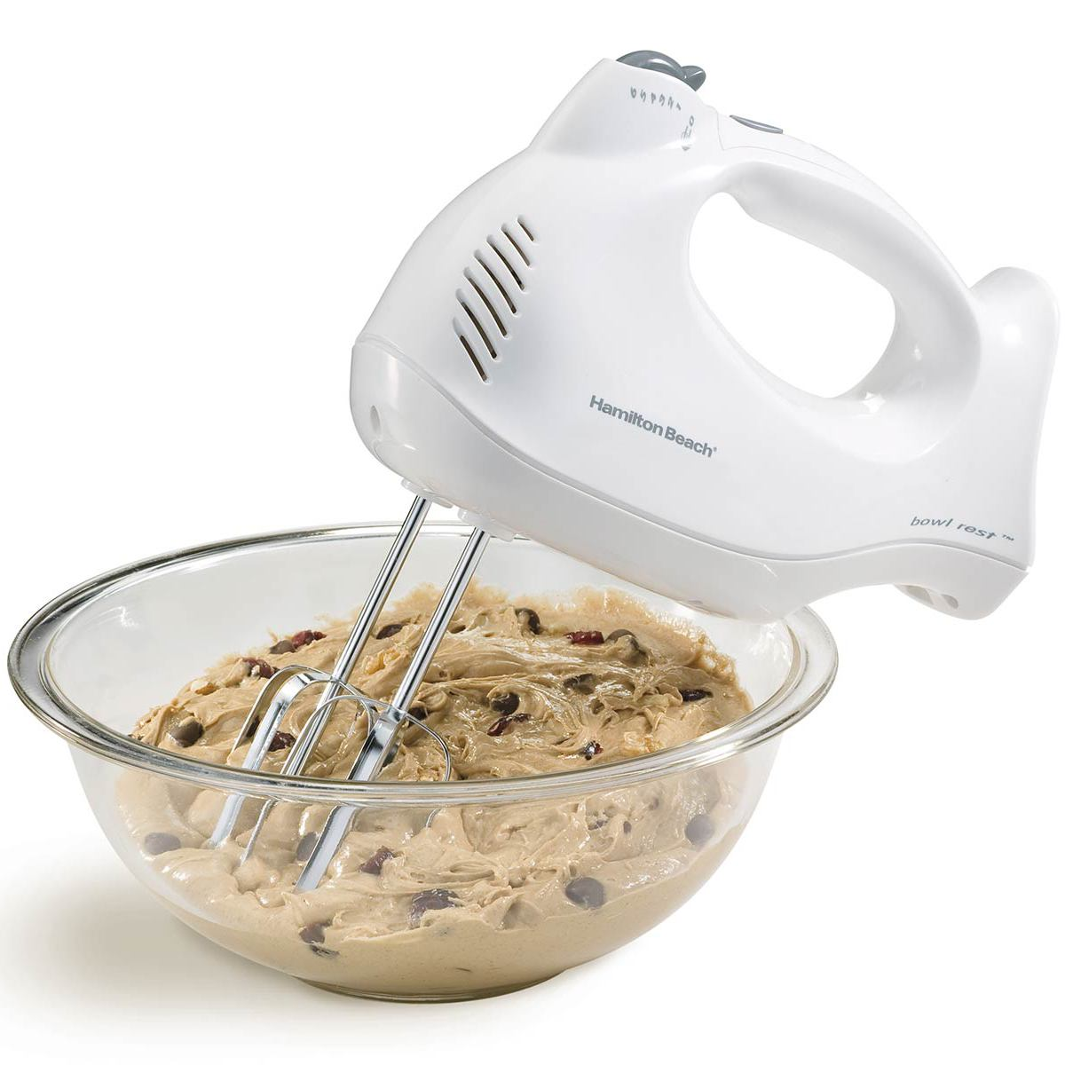 Hand Mixer with Snap-On Case (62695D)