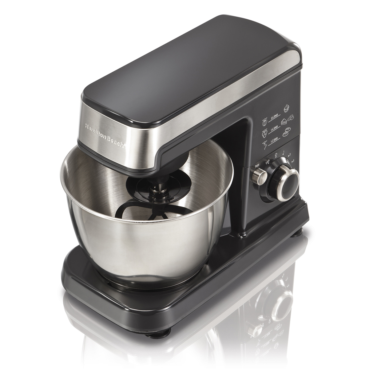 6 Speed Stand Mixer (63326)