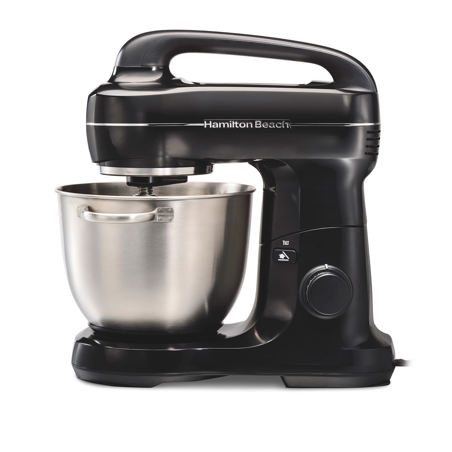 hamilton beach 7 speed stand mixer black 63391. Black Bedroom Furniture Sets. Home Design Ideas