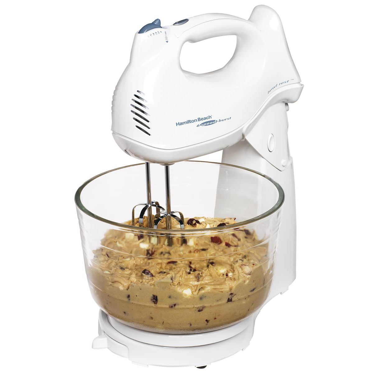 Power Deluxe™ 6 Speed Hand/Stand Mixer (64695N)