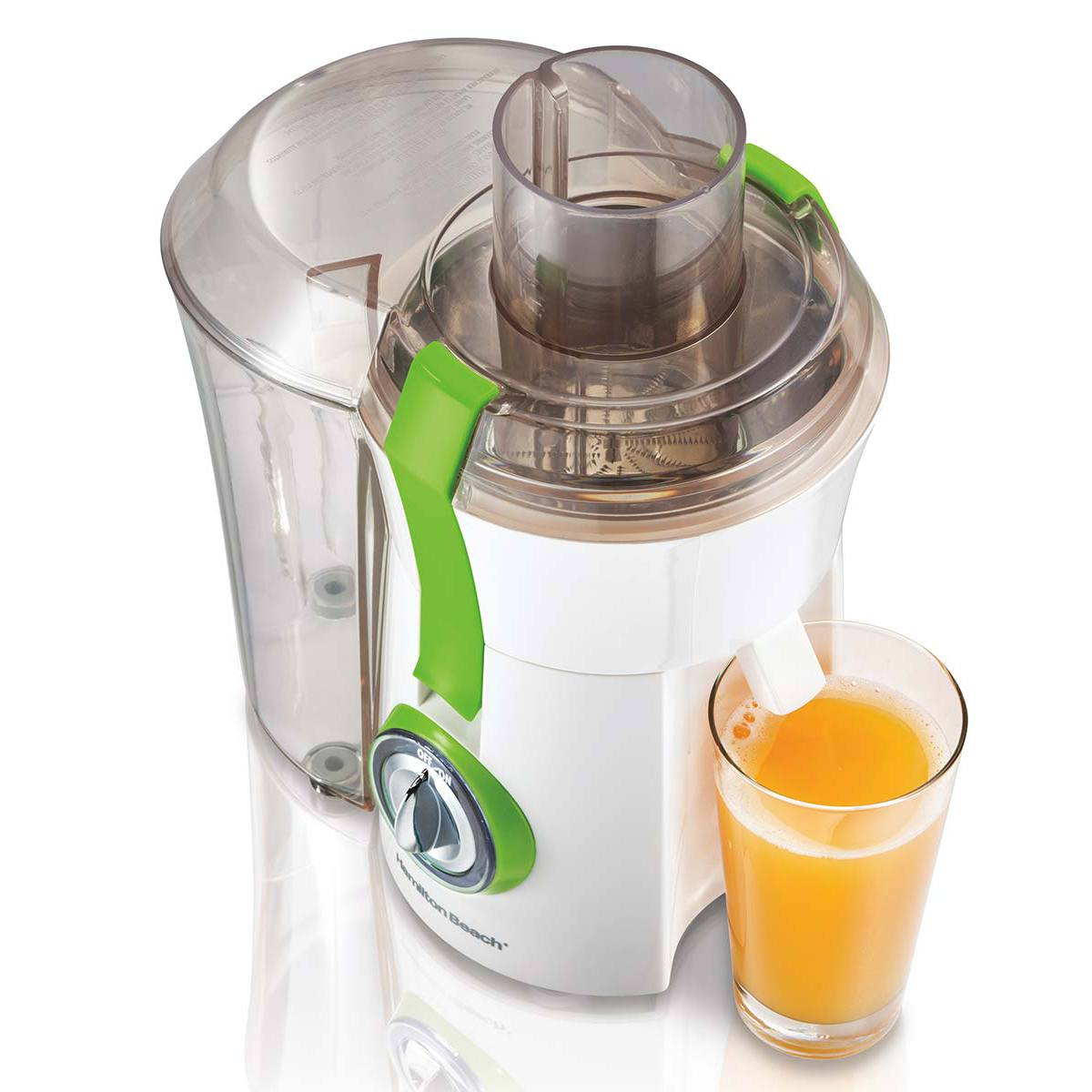 Cook And Baker Slow Juicer Test : Hamilton Beach Big Mouth Juice Extractor - 67602