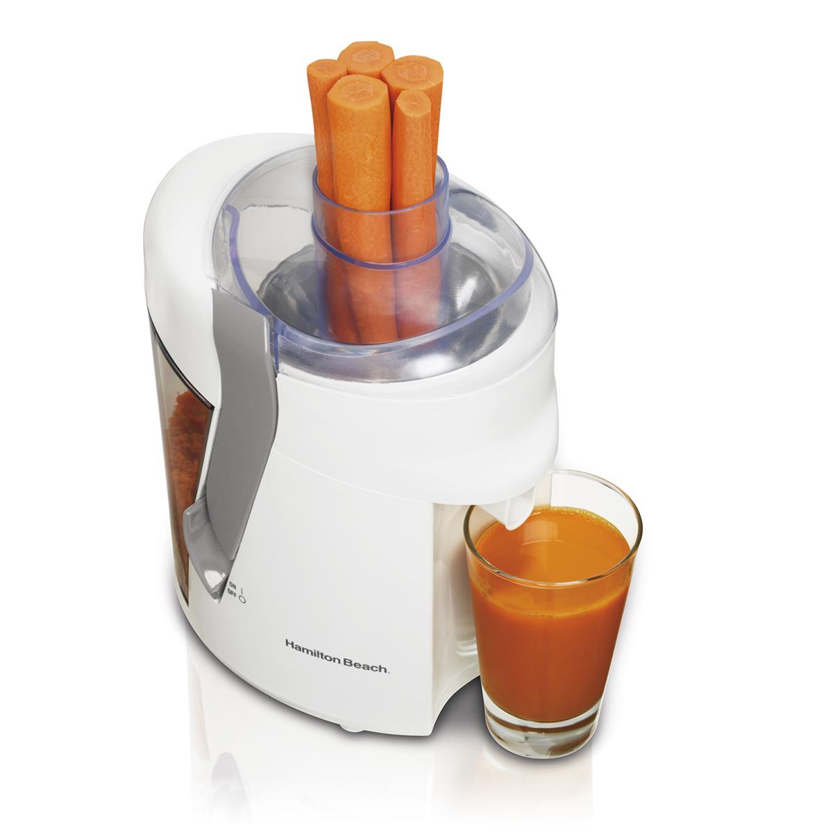 Hamilton Beach Dishwasher Safe Juicer Kitchen Juice Health