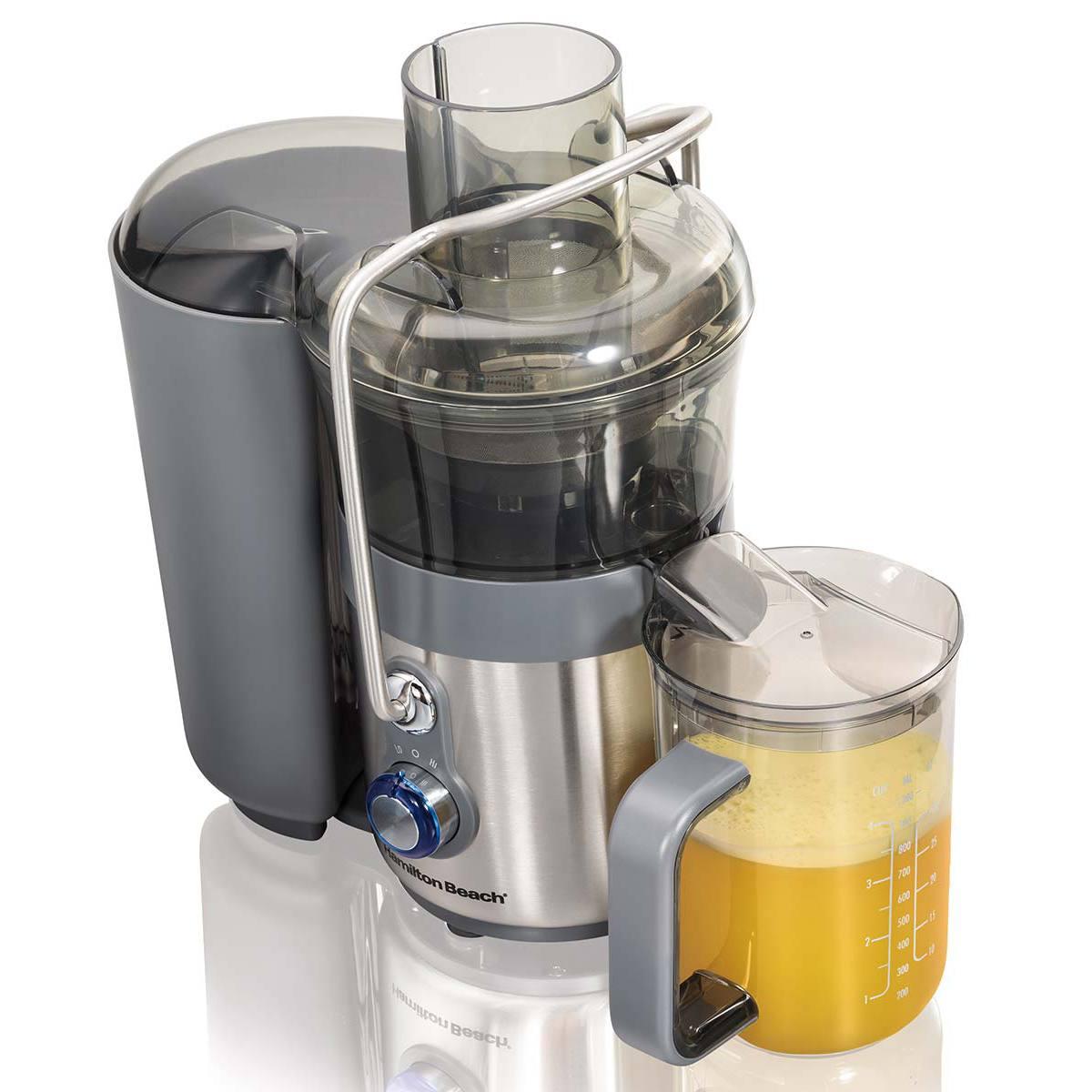 Centrifugal Coffee Maker : Hamilton beach big mouth premium juice extractor