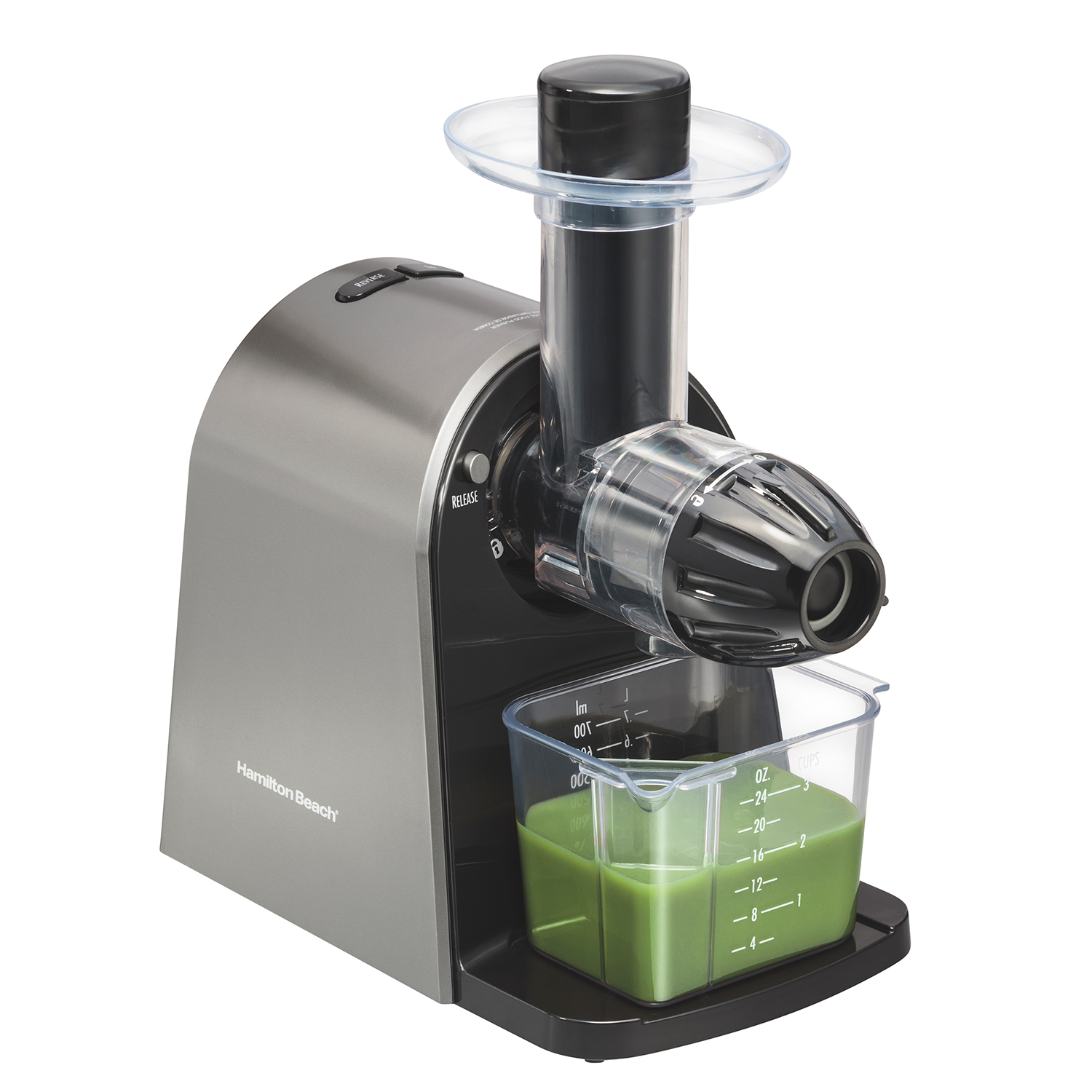 Cook And Baker Slow Juicer Test : Hamilton Beach Slow Juicer - 67951