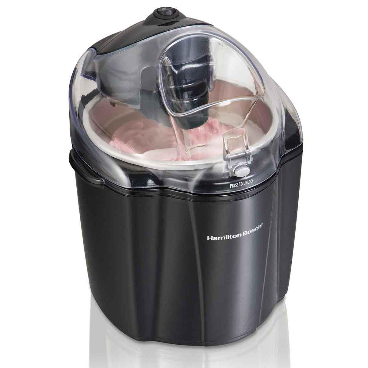 1.5 Quart Capacity Ice Cream Maker (68321)
