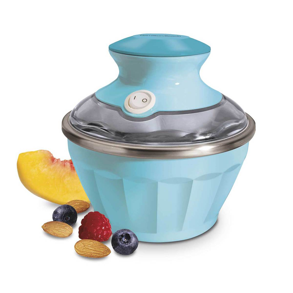 Cordless Half Pint Soft-Serve Ice Cream Maker (68661)