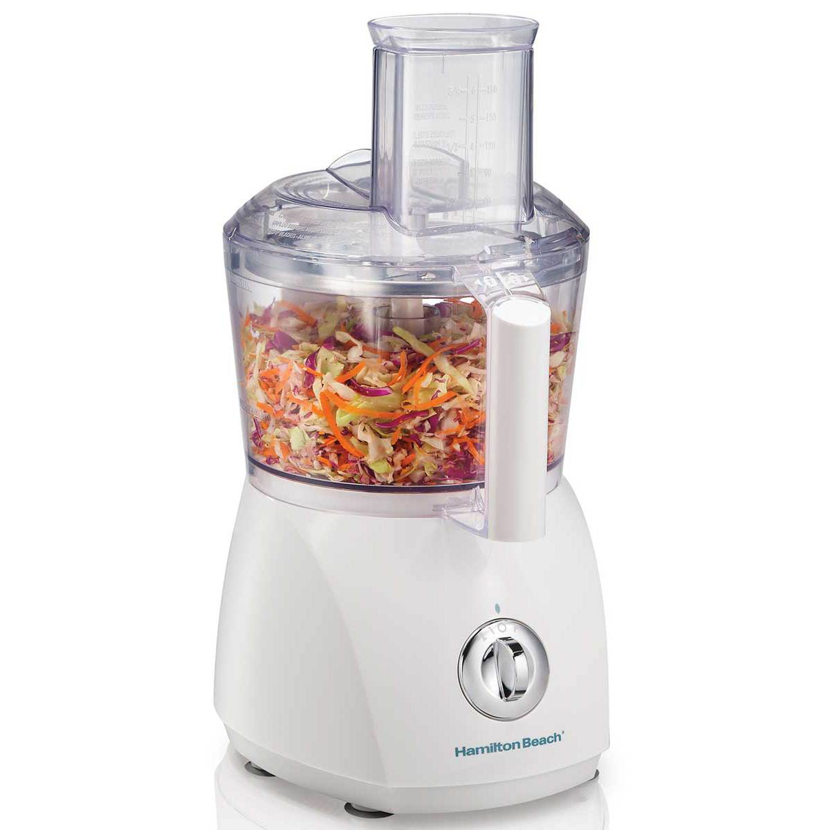 ChefPrep™ 500 Watt Food Processor - White (70610)