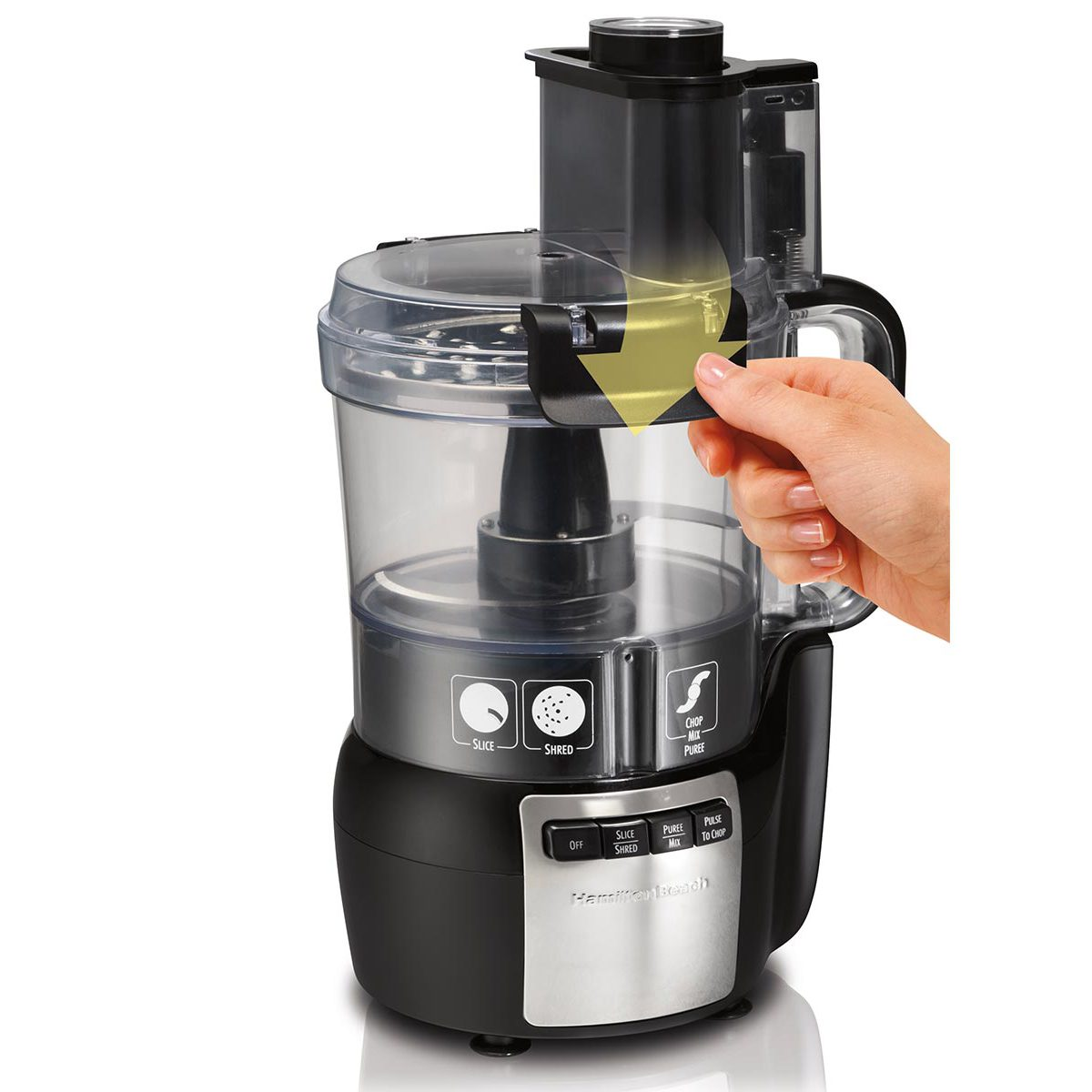 Stack & Snap™ 10 Cup Food Processor (70721)