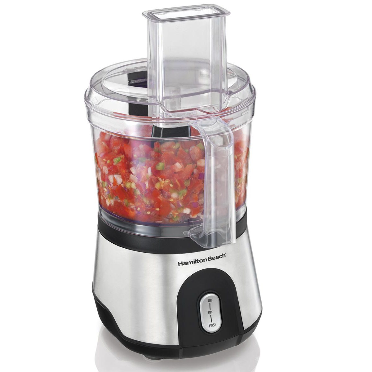 Food Processor, 10 Cup Capacity with Compact Storage (70760)