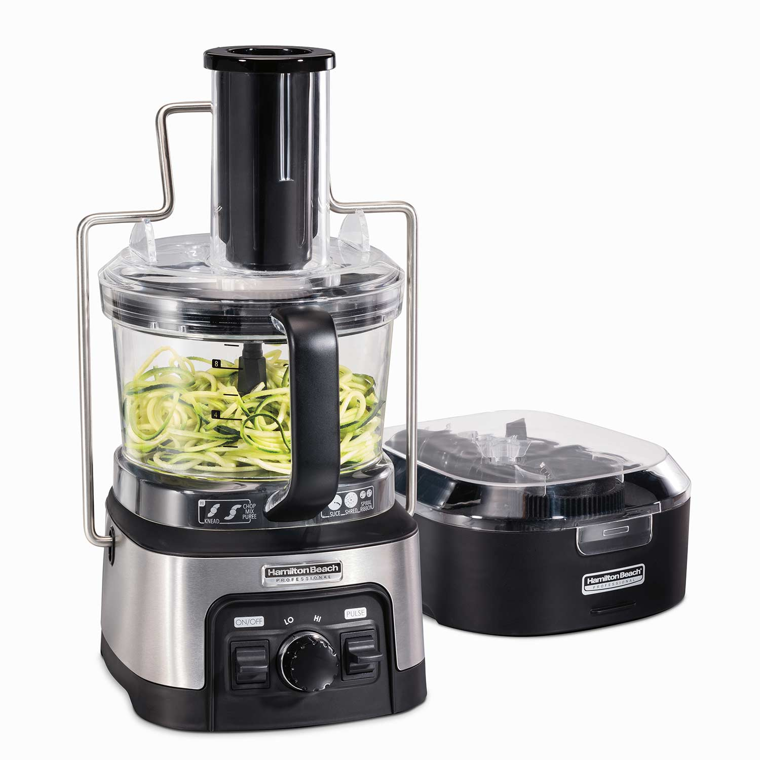 Spiralizing Stack & Snap™  Food Processor (70815)