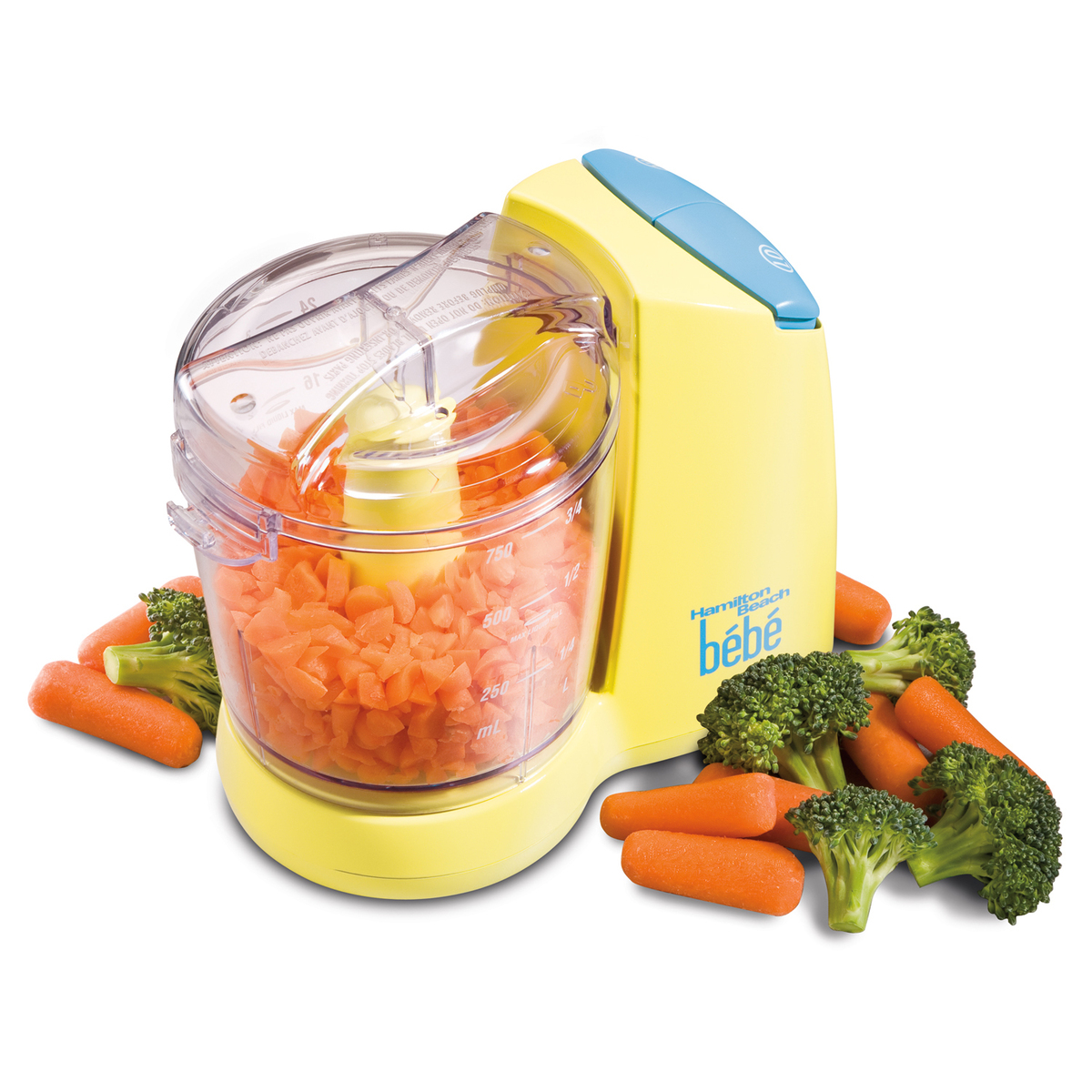 Bébé 3 Cup Food Chopper (72601)