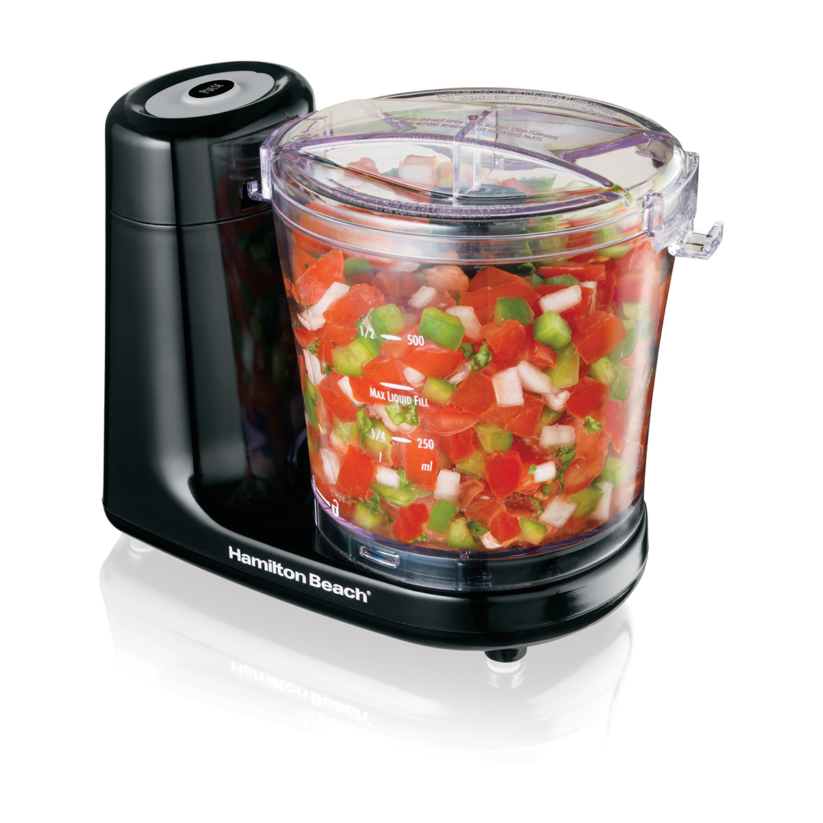 3 Cup Touchpad Food Chopper (72900)