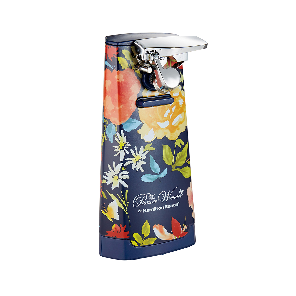 Pioneer Woman® Fiona Floral Extra-Tall Can Opener by Hamilton Beach® (76701)