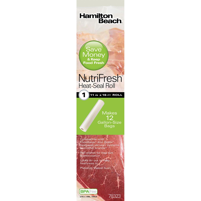 NutriFresh™ 8 in x 16 ft Heat-Seal Rolls, 1 Roll (78323)