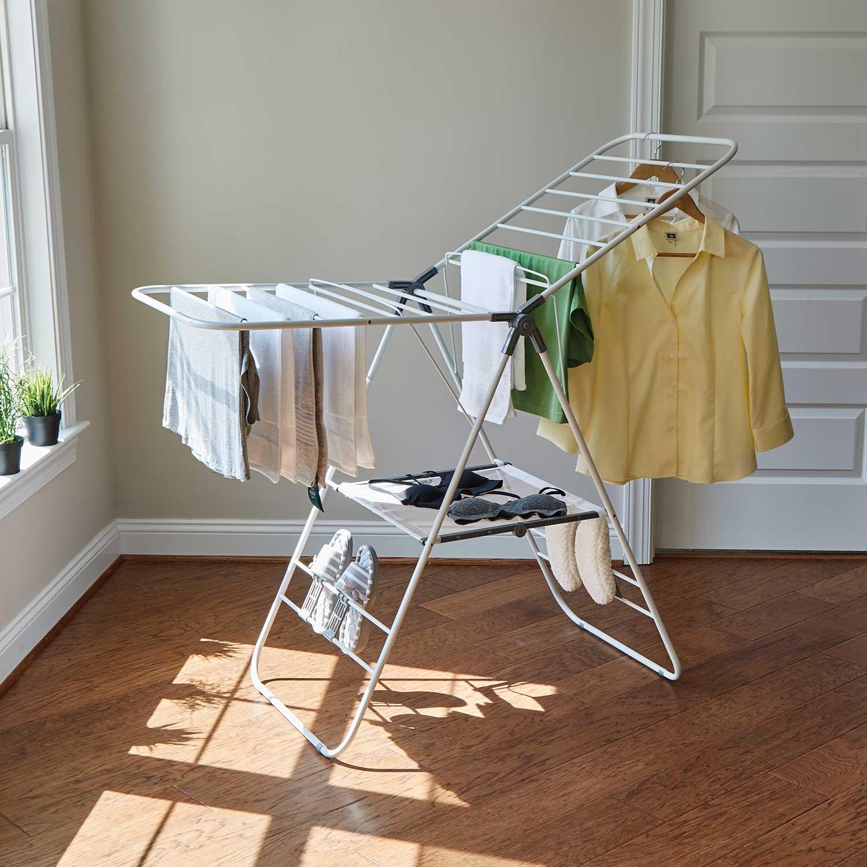 Hamilton Beach A Frame Laundry Drying Rack 83120