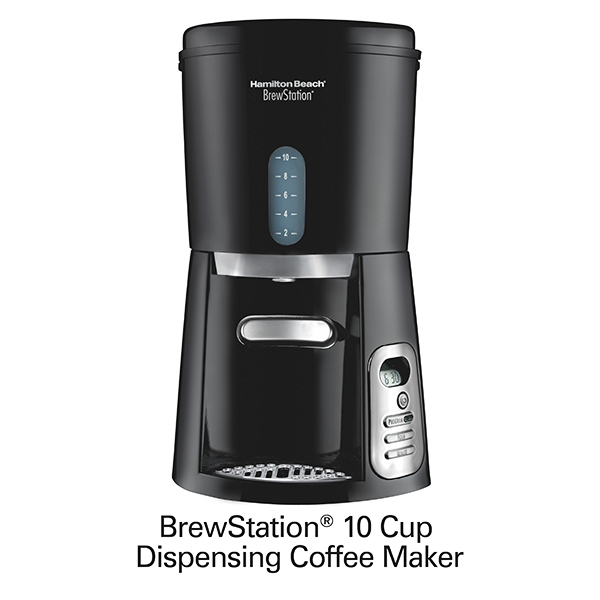 BrewStation® 10 Cup Dispensing Coffee Maker (47380)