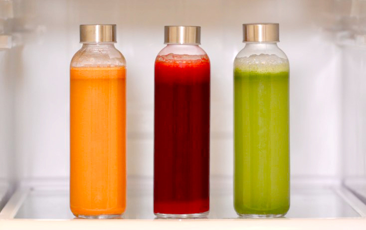 Subscription cleans programs, juice bars, and premium bottled juices can cost upwards of $10 per serving.