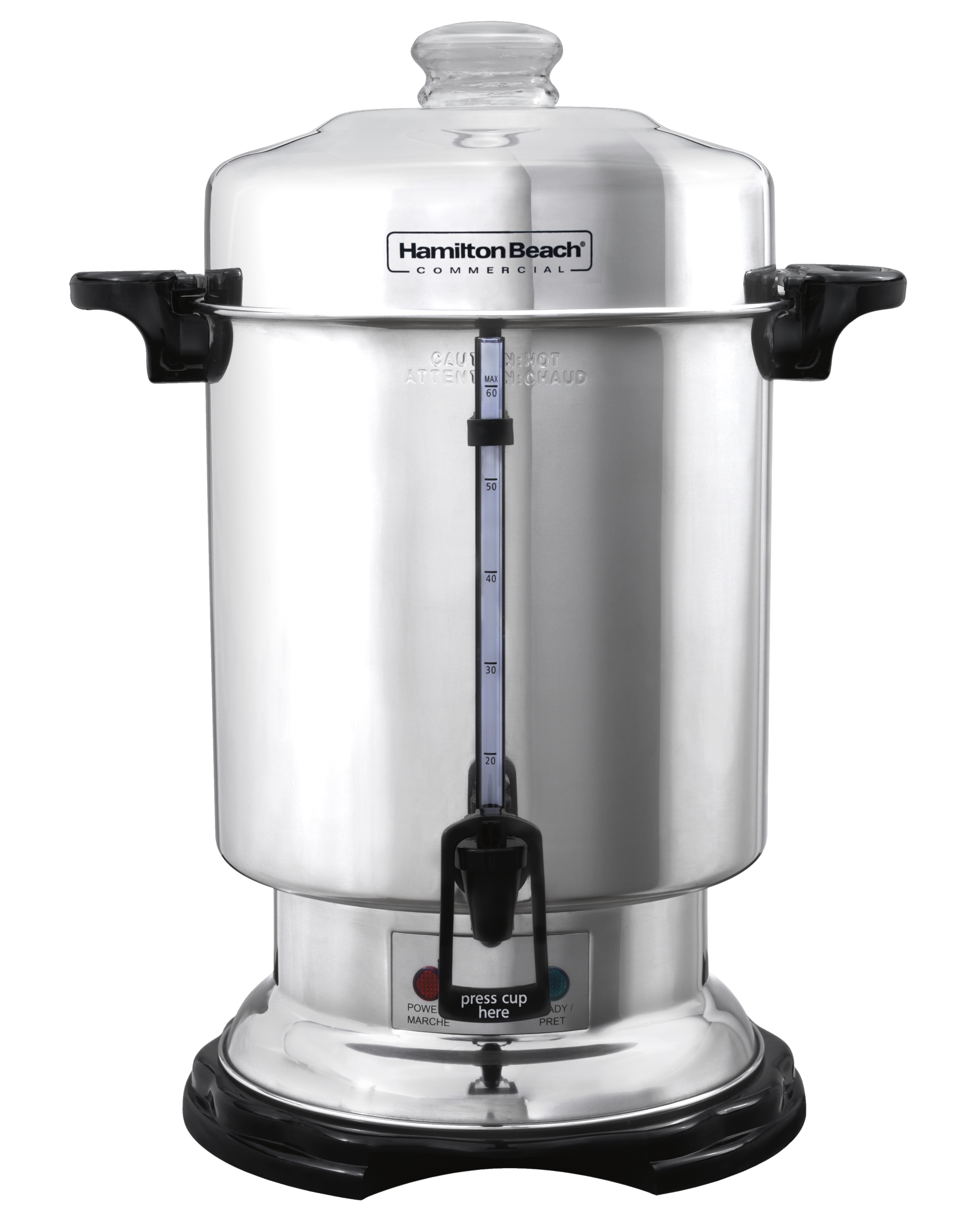 60-Cup Commercial Coffee Urn (D50065)