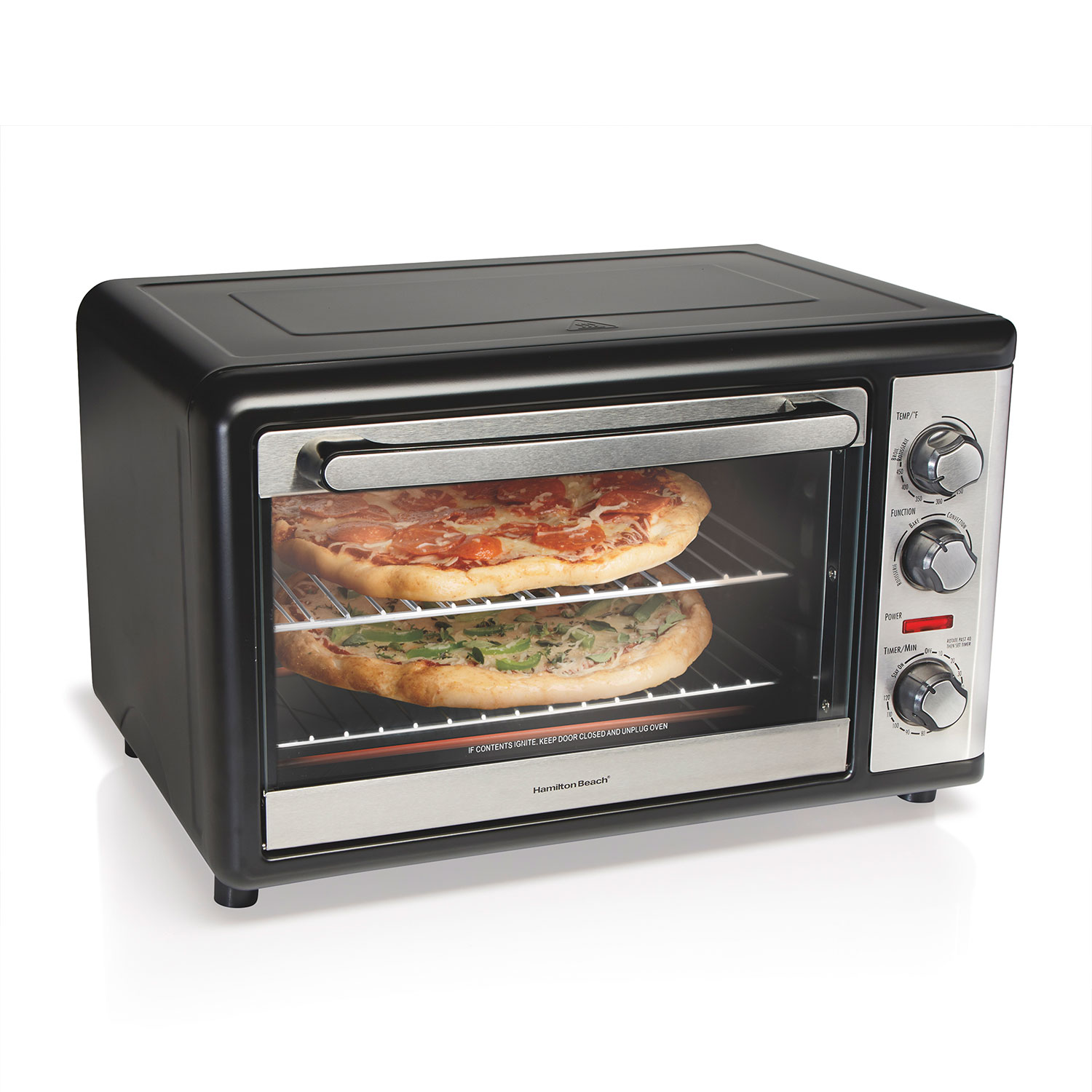 Revolving Rotisserie Countertop Oven with Convection (31108)