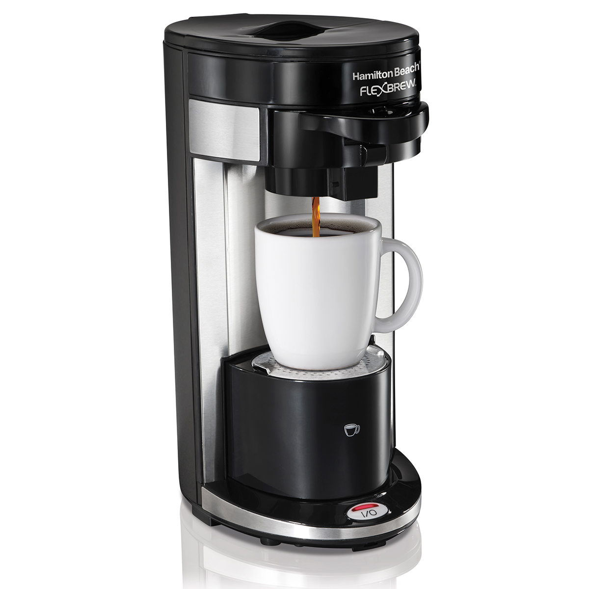 FlexBrew® Coffee Maker Single-Serve, Black (49995R)