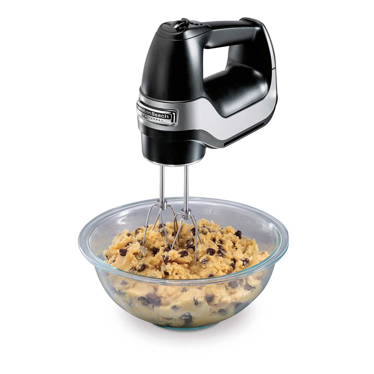 Hamilton Beach® Professional Hand Mixer 5 Speed, Black (62651)
